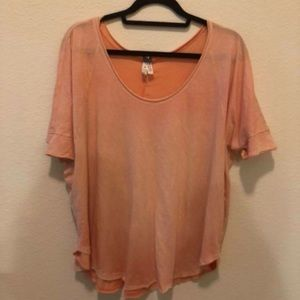 NWT Free People Tee, size Xsmall